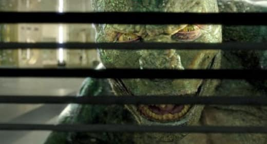 The Amazing Spider-Man Lizard Still 3