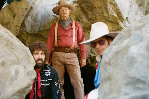 Jason Schwartzman, Bill Murray and Charlie Sheen A Glimpse Inside the Mind of Charles Swan III