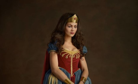 Wonder Woman As Renaissance Subject