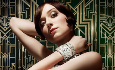 The Great Gatsby Character Poster: Elizabeth Debicki as Jordan Baker