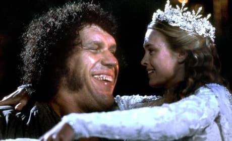 The Princess Bride Andre the Giant Robin Wright