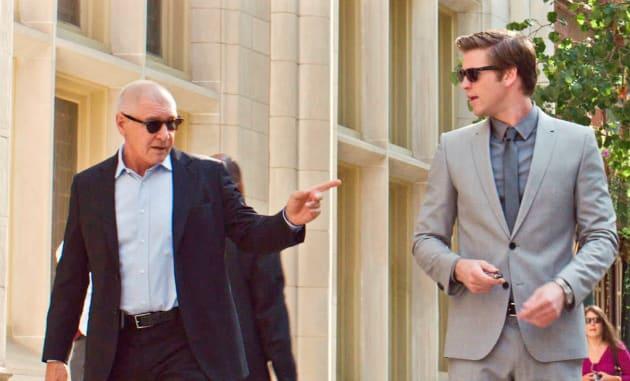 Paranoia Harrison Ford Liam Hemsworth