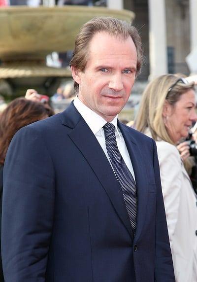 Ralph Fiennes Pic
