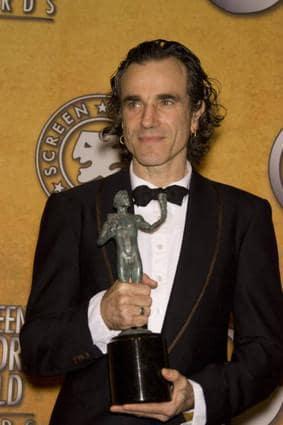 Daniel Day Lewis SAG Award