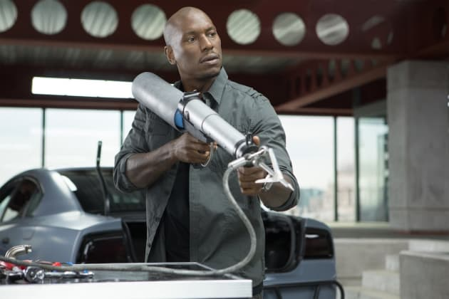 Tyrese Gibson Fast and Furious 6