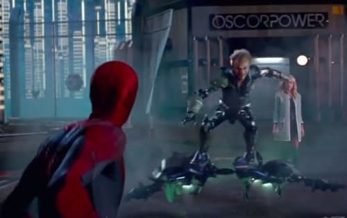The Amazing Spider Man 2 Extended Trailer Green Goblin