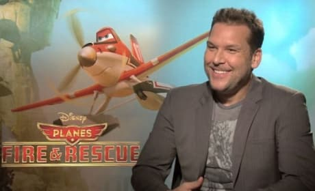 "Planes Fire and Rescue Exclusive: Dane Cook on Tribute To ""Brave Men & Women"""