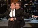 Titanic: Leonardo DiCaprio & Jonah Hill Recreate Iconic Scene