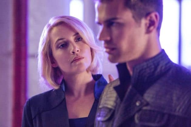Divergent Theo James Kate Winslet