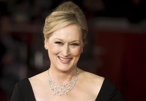 Meryl Streep Pic