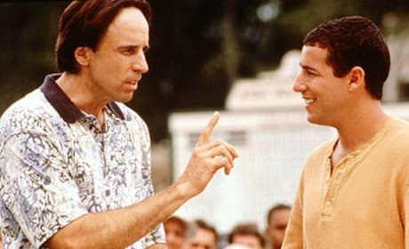 Happy Gilmore and Gary Potter