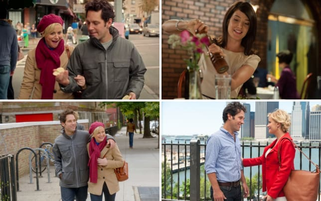 Amy poehler paul rudd they came together