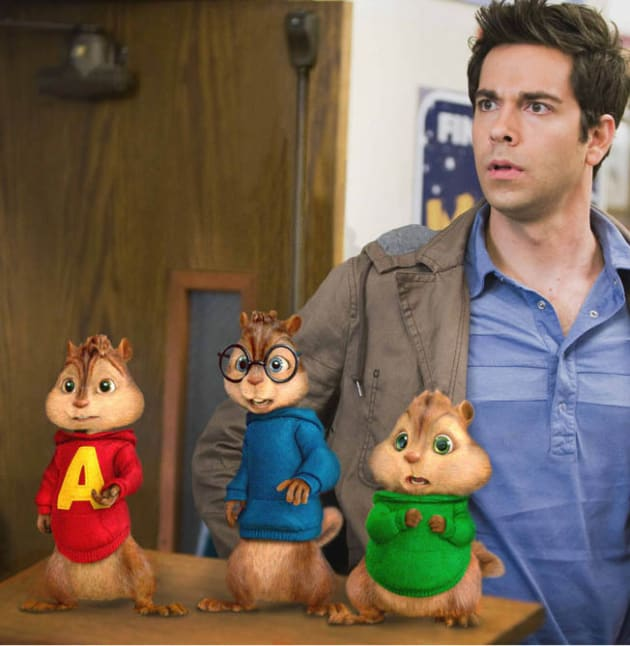 Toby and the Chipmunks