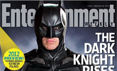 Dark Knight Rises Lands on EW Cover: New Pic of Bale!