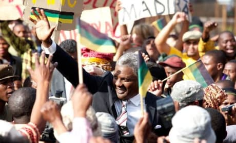 Idris Elba Mandela Long Walk to Freedom