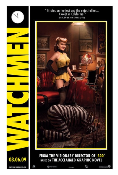 Sally Jupiter Poster