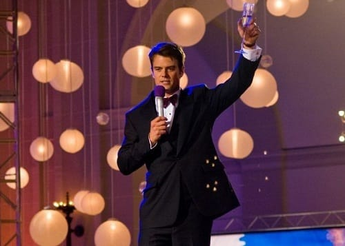 Josh Duhamel in New Year's Eve