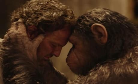 Dawn of the Planet of the Apes Trailer: War Has Already Begun