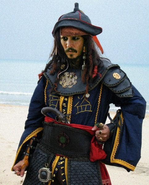 Captain Jack Sparrow Picture