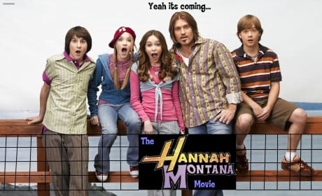 Hannah Montana Movie Release Date Moved Up