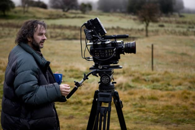 Peter Jackson Shoots on RED
