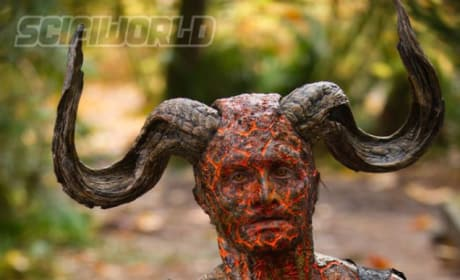 Horns Photos: Daniel Radcliffe Looks Horrific!