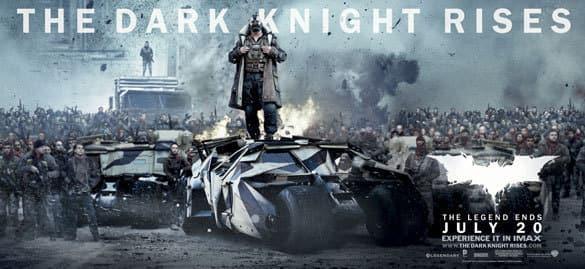 The Dark Knight Rises Banner 6