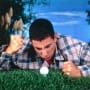 Happy Gilmore Taunts the Ball
