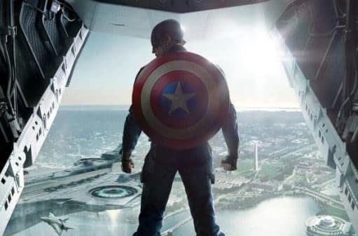 Captain Ameirca The Winter Soldier Chris Evans