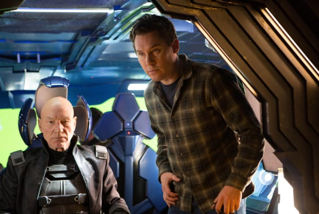 X-Men Days of Future Past Patrick Stewart Bryan Singer