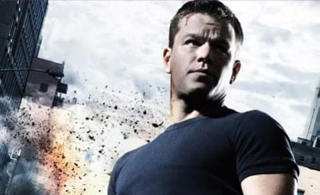 Matt Damon, Paul Greengrass Quiet Bourne Number-Four Rumors