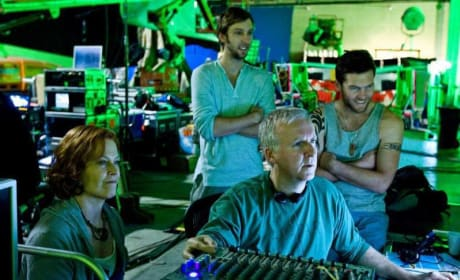 James Cameron Dishes on Avatar DVD, Sequel, and Ex-Wife Kathryn Bigelow