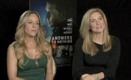 Julie Benz and Elizabeth Mitchell Exclusive: Finding Answers to Nothing