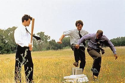 Office Space Beatdown