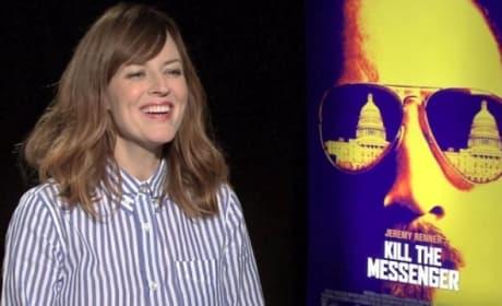 "Kill the Messenger Exclusive: Rosemarie DeWitt on Story of ""Vindication"""