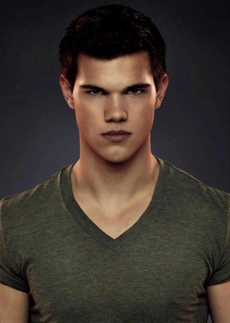 Taylor Lautner Breaking Dawn Part 2