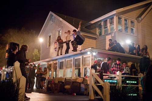 Project X Party Scene