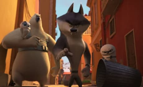 The Penguins of Madagascar North Wind