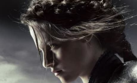 Kristen Stewart Snow White and the Huntsman Poster