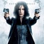 Kate Beckinsale in Underworld Awakening Poster