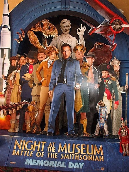 Night at the Museum 2 Promotional Photo