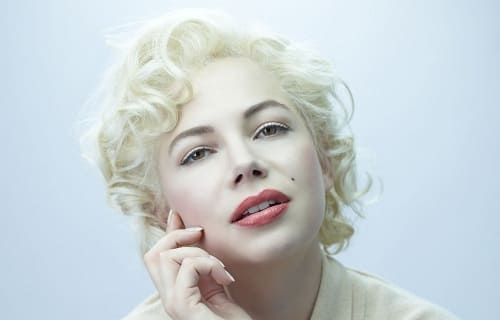 My Week with Marilyn Star Michelle Williams