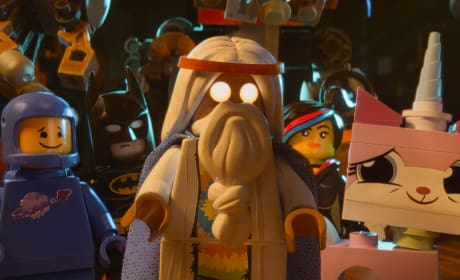 The LEGO Movie Unikitty