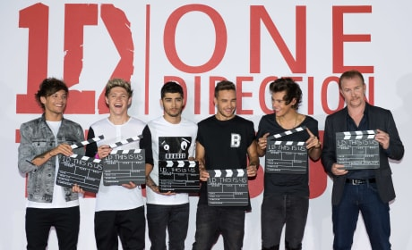 "One Direction This Is Us: Morgan Spurlock Takes Us Inside ""Phenomenon"""