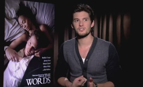 "The Words: Ben Barnes ""Inspires"" Jeremy Irons"