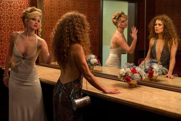 American Hustle Amy Adams Jennifer Lawrence