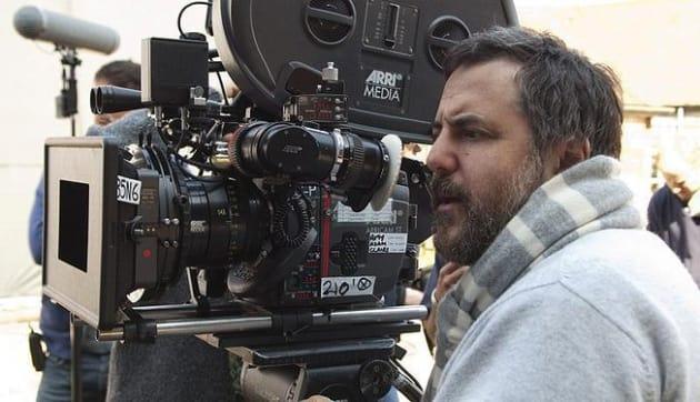 Mark Romanek Behing the Camera