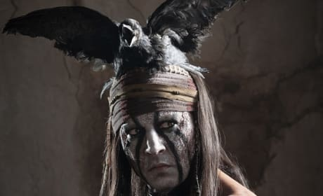 The Lone Ranger: Johnny Depp Talks Tonto Versus Captain Jack