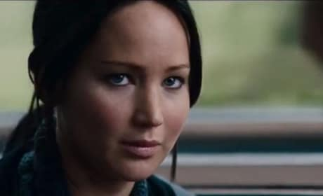 Catching Fire: First TV Spot Shows Never-Before-Seen Footage