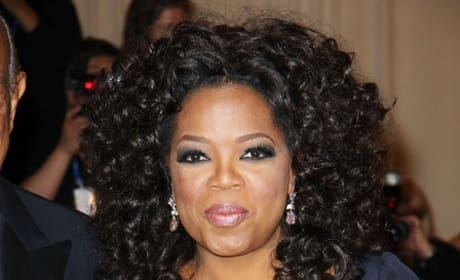 Oprah earns Oscar